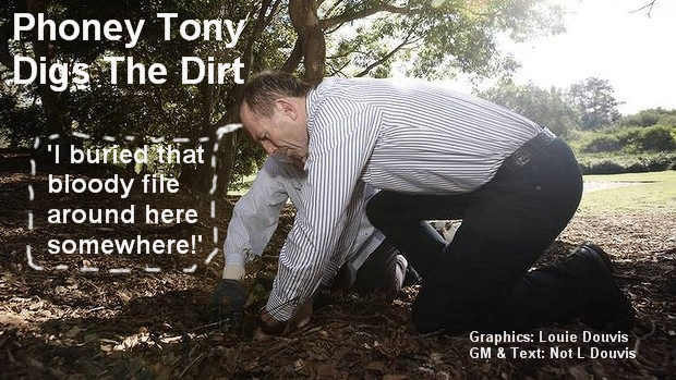 Abbott Digs Dirt