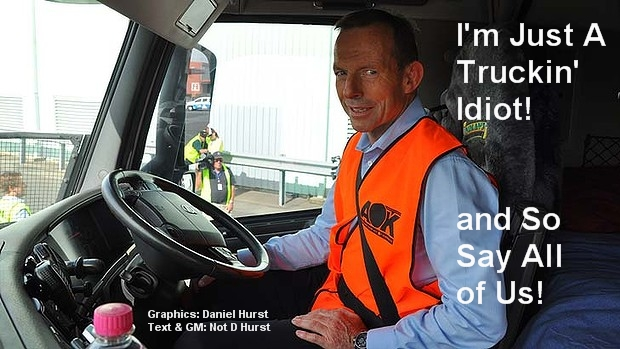 Trucking Idiot