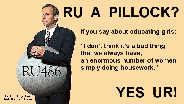 Abbott Pillock girls education