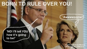 Morrison Born to Rule