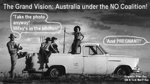 No Coalition Grand Vision