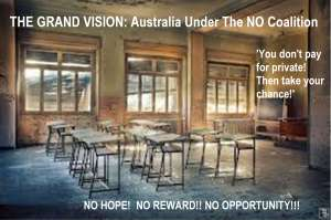 No Coalition Education