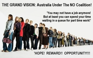 No Coalition Unemployment