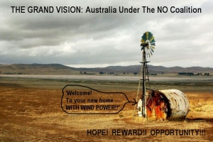 No Coalition Windpower