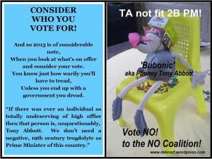 No to NO Coalition