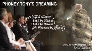 Phoney Tony Dreaming