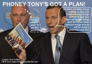 Tonys got a plan
