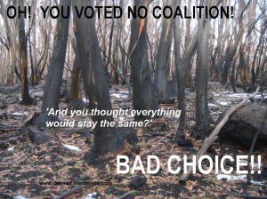 Coalition apocalypse