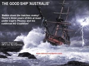Good Ship Australis