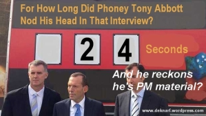 Nodding Tony