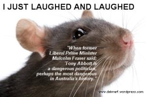 Danger Abbot Rat