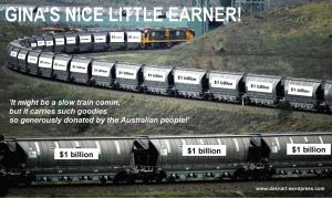 Ginas Money Train