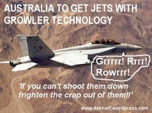 Growling Aircraft