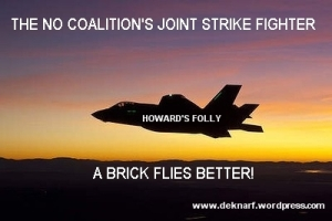 NC Joint Strike Fighter