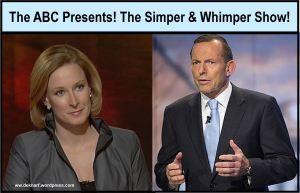 Simper & Whimper