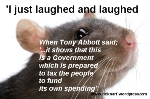 Abbott and Taxes