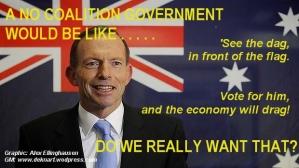 Abbott flag dag