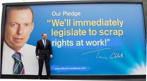 Abbott scrap worker rights