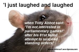 Abbott parlt games
