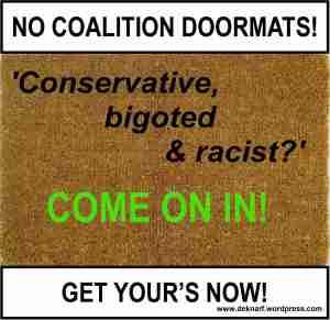 Doormat Conservative