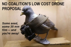 Low cost drones