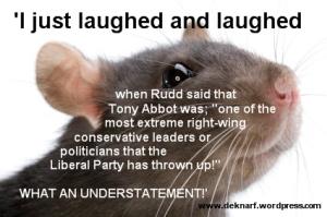 Rat Abbot Understatement