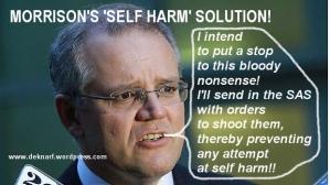 Self Harm Morrison