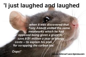 Carbon Tax Tony