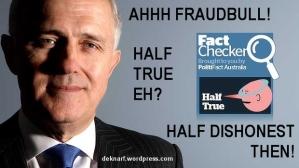 Dishonest Fraudbull