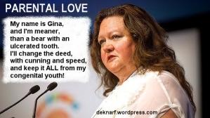 Meaner Gina