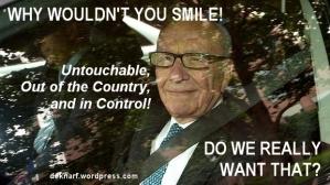 Murdoch In Control