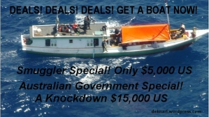 Refugee Boat Deals