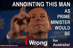 Wrong Man PM