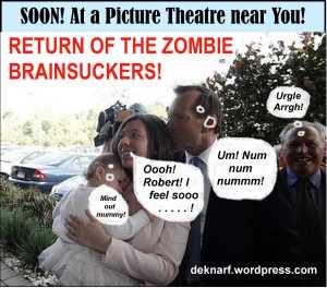 Zombie Brainsuckers
