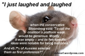 Bloomberg Rat