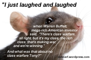 Class Warfer Rat