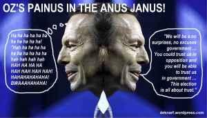 Janus trust Abbott