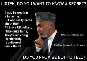 Kharzais Secret