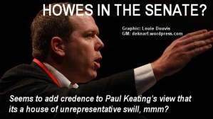 Unrepresentative Howes