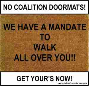 Walkover Doormat