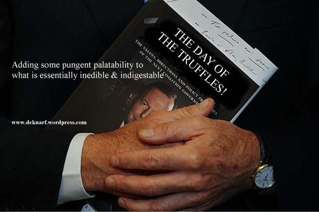 Abbott Book Day of the Truffles