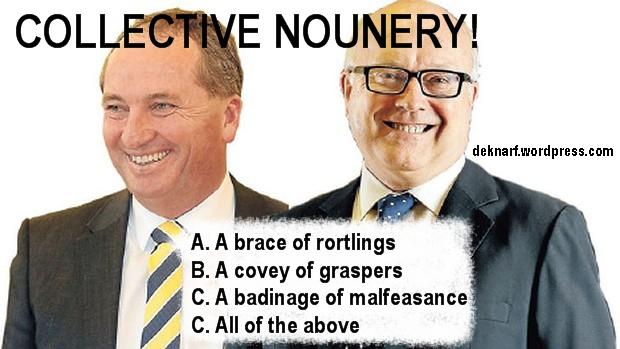 Collective Nounery Morrison Joyce
