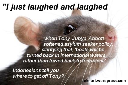 Rat Boat Conundrum