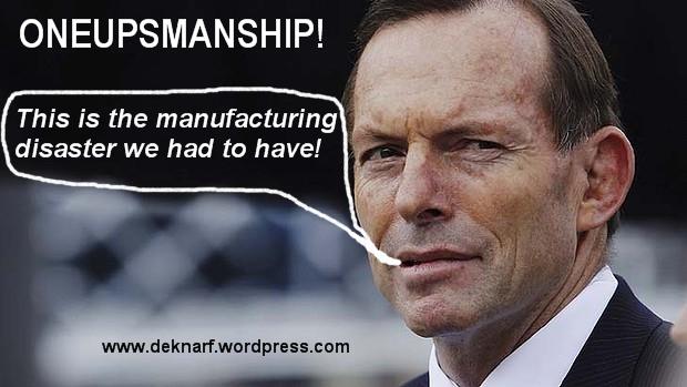 Abbott disaster