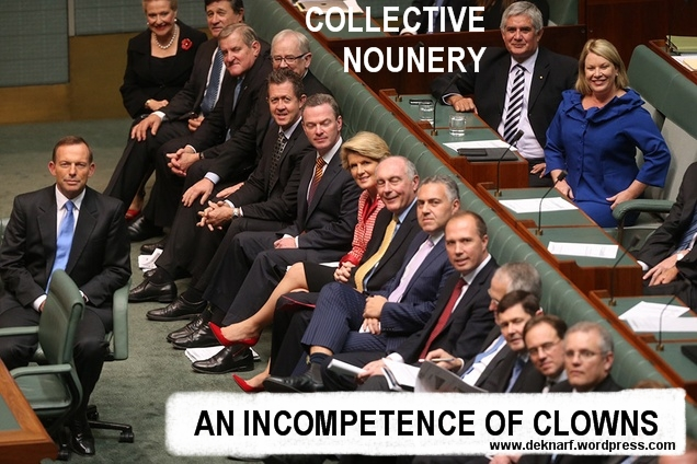Clown Incompetence