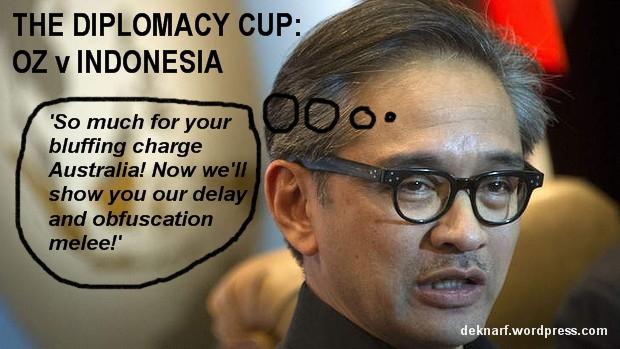 Diplomatic Oops
