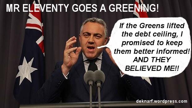 Eleventy goes Green