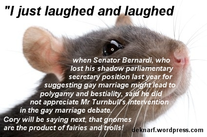 Fruitloop Bernardi Rat