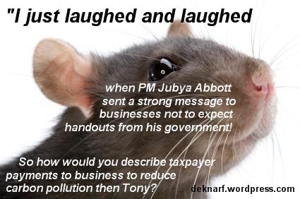 Handout Abbott Rat