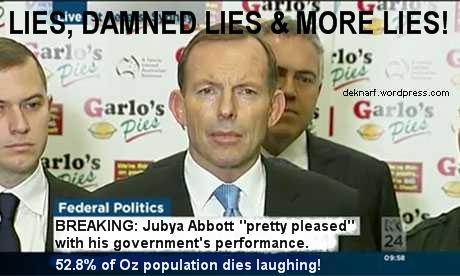 Pretty pleased lies